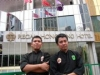 Ajad dan Iwan beserta DD di Hongkong